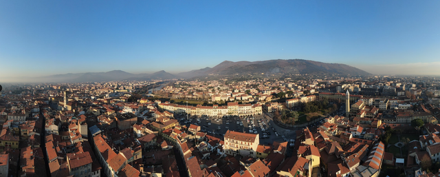 Prato from above